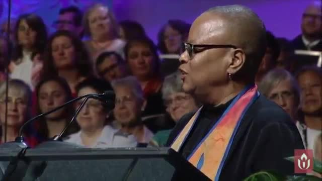 263 Sermon from Service of the Living Tradition at UUA General Assembly 2017