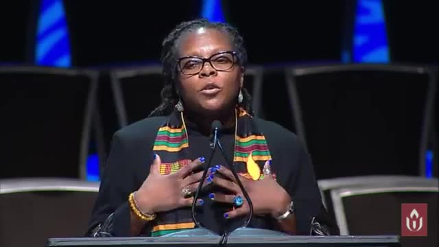 302 Sermon from Morning Worship at UUA General Assembly 2017
