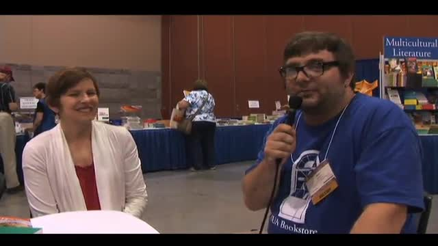 GA 2012 Book Store Interviews