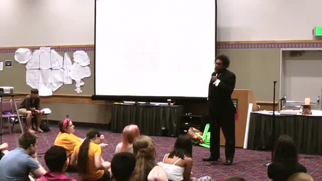 Cornel West Speaks with the GA 2015 Youth Caucus