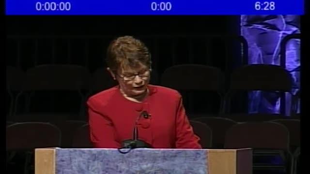 GA 2009 Event 2041 - Candidates Forum I