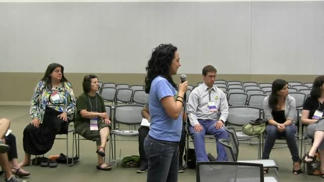 GA 2012 event 425 Organizing Campaigns, part 2