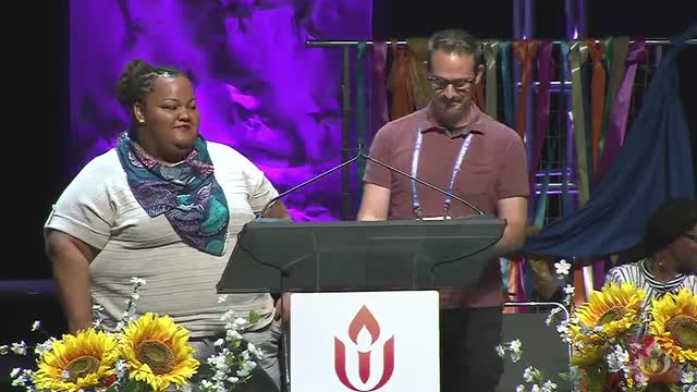 GA2018 #110 - General Session I and Opening Ceremonies