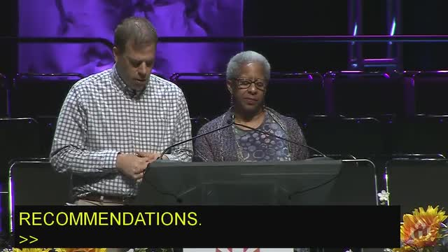 GA 2018 327 Presidential Search Committee Report