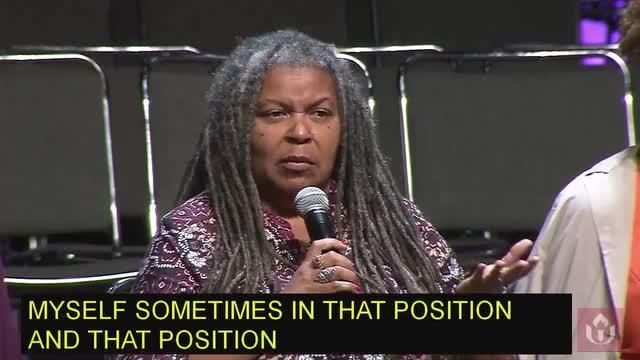 GA 2018 403 Religious Professionals of Color Panel
