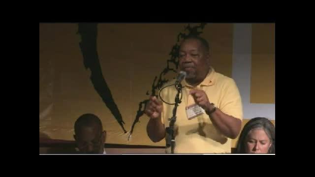 GA 2012 Event 438 Clip: UCC President