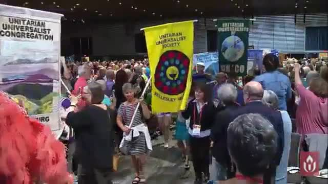 GA2017 #113 - Welcoming Celebration and General Session I