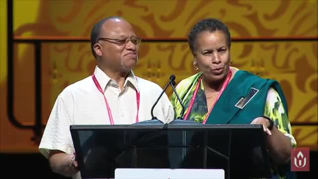 GA2017 #203 Clip - Black Lives UU Report