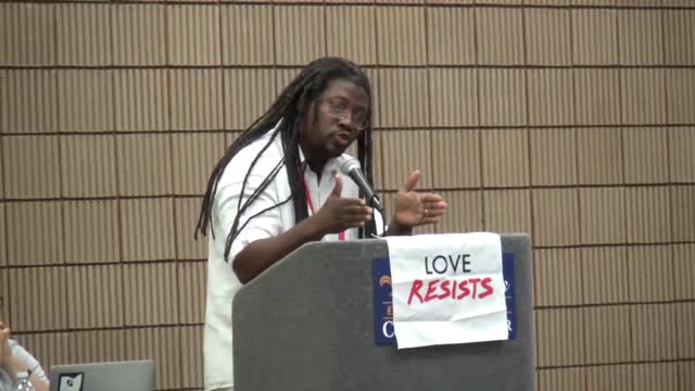 GA2017 #223 - Love Resists! Declaring Conscience & Taking Action
