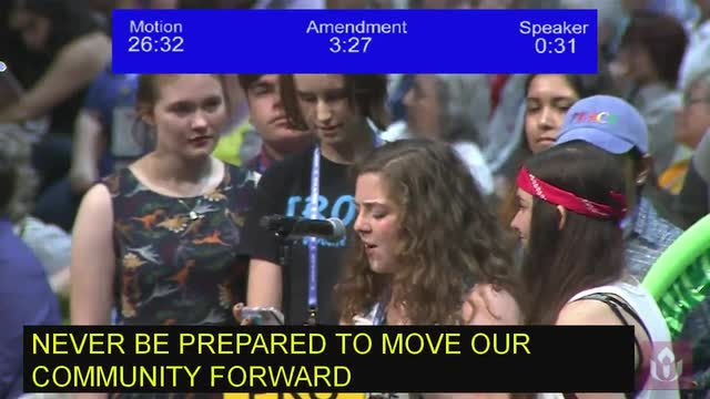 GA2018 #403 - Youth Bylaw Amendment