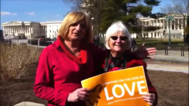 Standing on the Side of Love for Marriage Equality at the Supreme Court
