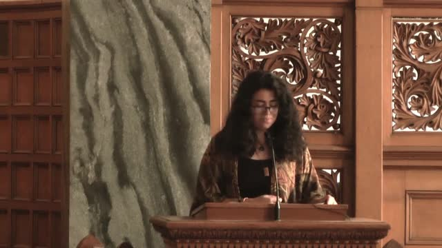 Summer Seminary 2016 Homily: Paloma Callo