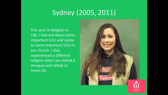 What Grads Say About Religion in Life