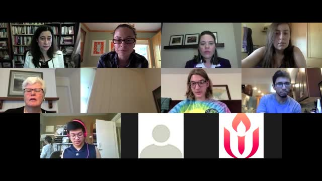 Youth President Candidate Forum – May, 2016